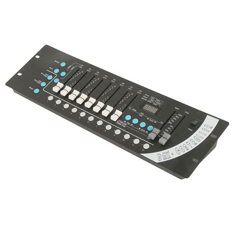 Computer L Table Controller Dmx 512 Manual by 192 Ch Dj Stage Lighting Controller Operator Disco