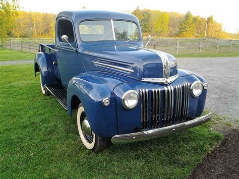 1946 ford truck for sale 1946 ford for sale classiccars cc 988989