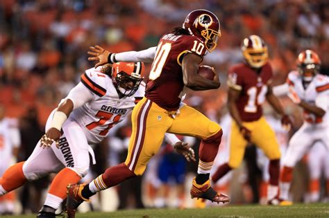 2015 robert griffin iii washington redskins the cleveland browns and rg3 what year is it again