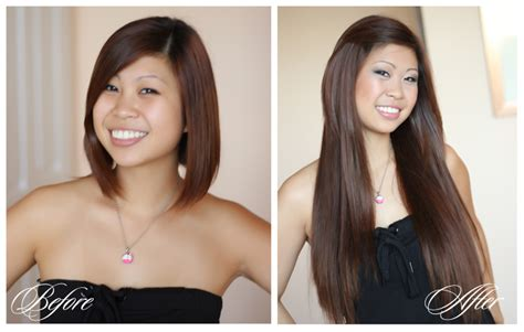 short hair with extensions styles before and after hair extensions before and after short hair indian remy hair