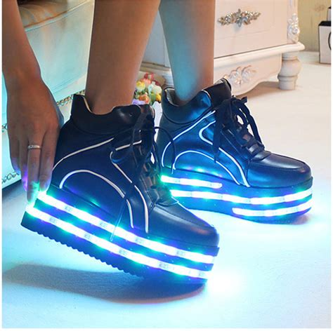 light up tennis shoes for adults light up sneakers for adults sneakers the led shoe