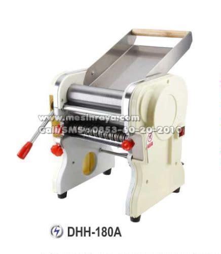 Harga Rca Impulse membuat mie yang sehat dengan mesin pencetak mie mesin raya