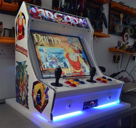 Bar Top Arcade Machine by Tinyarcade 14in1 Arcade Machine Ultimate Bartop Arcade