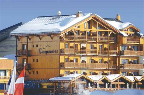 Hotel Les Canules Tignes 1743 by Hotel Les Canules Tignes Room With Tv And Free Wifi