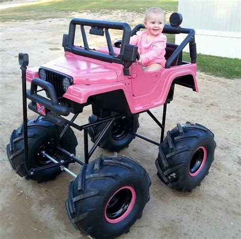 lifted jeep power wheels 25 best ideas about pink jeep on jeeps pink