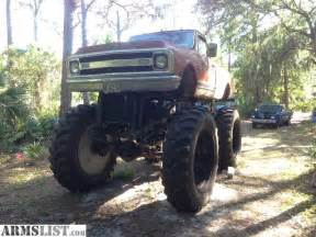Mud Truck Tires For Sale Armslist For Sale 68 Chevy Mud Truck Project