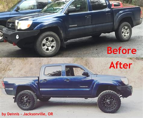 nissan frontier lift kit before and after nissan frontier leveling kit before and after wheel offset
