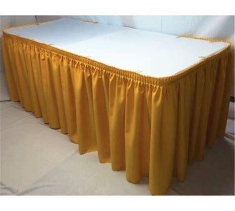 popular table skirting design buy cheap table skirting