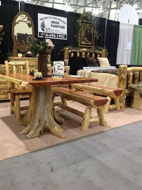 Rustic Log Furniture Michigan 45 best images about log furniture on wood