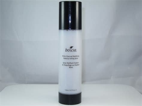 Makeup Spray boscia white charcoal mattifying makeup setting spray review musings of a muse