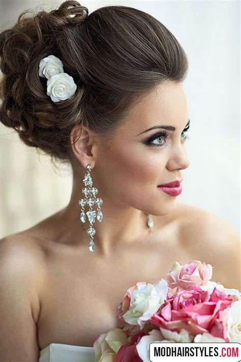 Bridal Hairstyles For Medium Hair by Wedding Hairstyles For Medium Hair Length