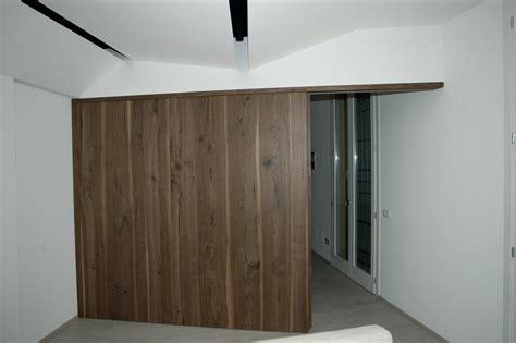 ante scorrevoli a soffitto parete con porta scorrevole with porte scorrevoli a