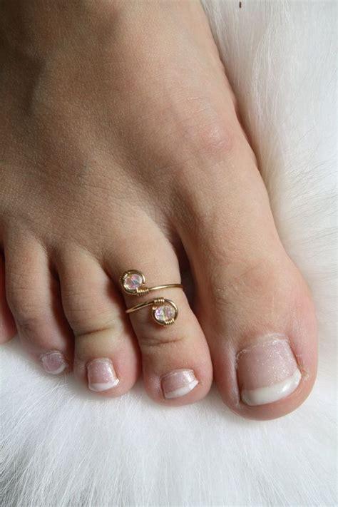 Handmade Toe Rings - beautiful handmade toe rings for 2 adworks pk