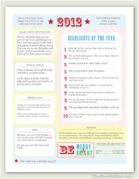 1000 Images About Letter Templates On Pinterest Christmas Letters Letter Templates And Templates Year In Review Letter Template Free