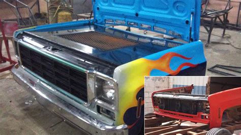 where are gmc trucks made how to turn your beater truck into a sweet bbq
