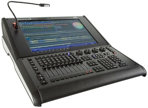 lighting console high end systems road hog 4 lighting console
