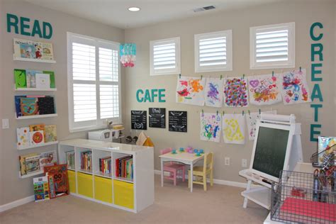 types of kids room decorating ideas and inspiration for preschool inspired playroom project nursery