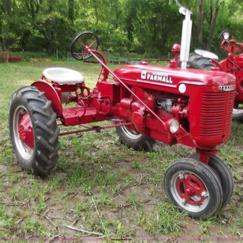 B For mccormick farmall b culti vision tractor item c2109