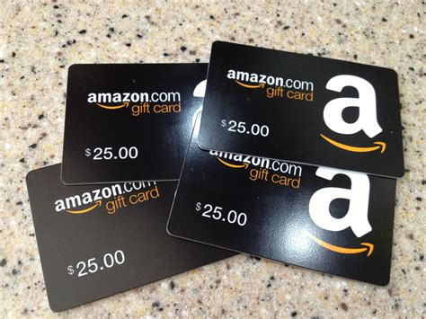 Amazin Gift Card - 100 amazon gift card giveaway bargainbriana