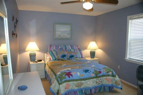 beach themed bedrooms casual cottage