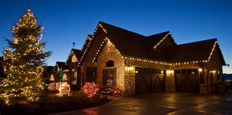 collection christmas light installation las vegas pictures