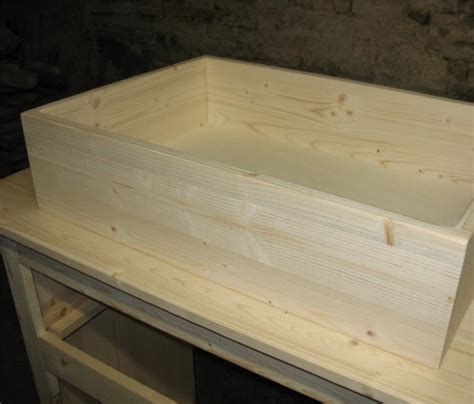 come costruire una credenza in legno costruire una credenza rustica