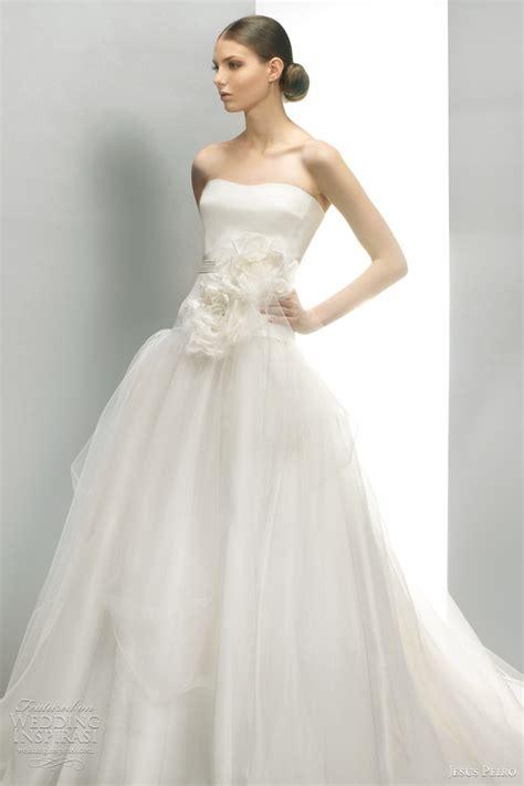 Wedding Dress Jesus Peiro by Jesus Peiro 2012 Wedding Dresses Wedding Inspirasi