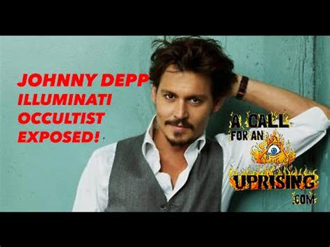 johnny depp illuminati johnny depp illuminati occultist exposed