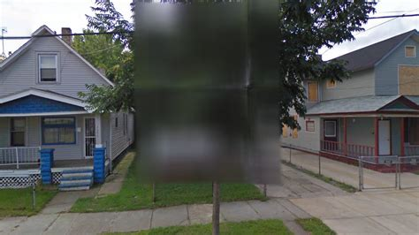 ariel castro house ariel castro s house blurred out on google street view
