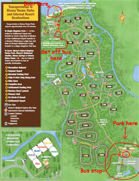 Disney Fort Wilderness Cabins Map by Trail S End Brunch Review At Fort Wilderness Resort And