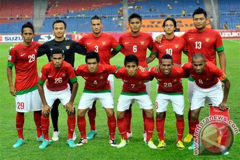 pemain indonesia susunan pemain indonesia vs malaysia antara news