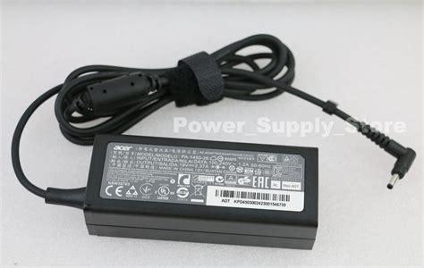 Adaptor Acer Original 19v 2 37a genuine acer spin 5 sp513 51 19v 2 37a 45w power supply ac