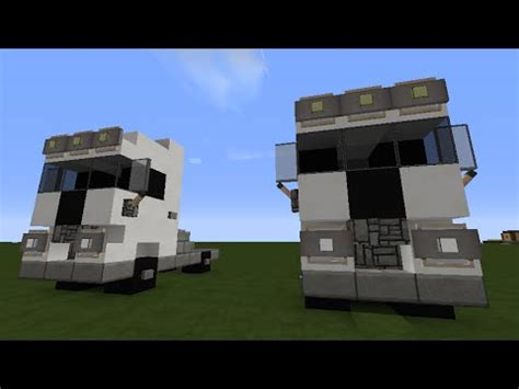 minecraft truck minecraft how to build a semi truck youtube