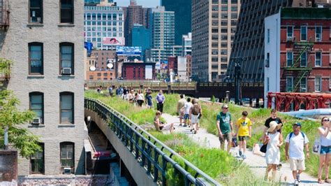 The High Line high line spurs jump in nearby home prices streeteasy