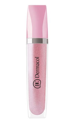 dermacol shimmering lip gloss cosmetic 8ml 7