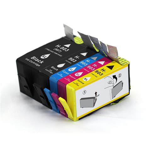 Hp Zu Pro 5 903 multipack cmybk zu hp 903xlbkcmy 20ml 3x10ml kaufen