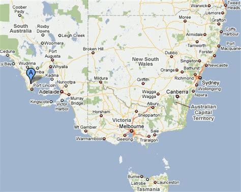 map of eastern australia road map south east australia usa map