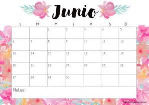 Calendario Mes A Mes Para Imprimir 2017 Calendario Para Descargar E Imprimir Junio 2016 F