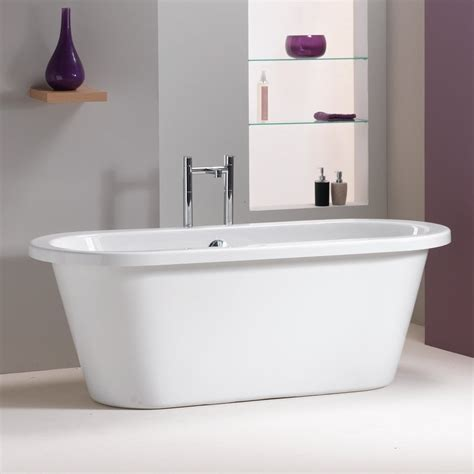 stanford bathrooms iconic stanford freestanding bath 1700 x 750mm iconic from amazing bathroom