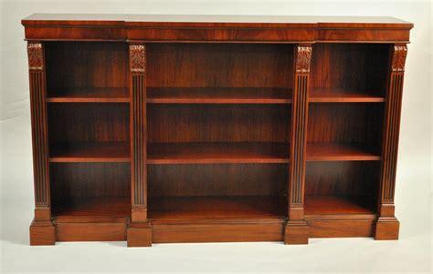 mahogany bookcase penhurst