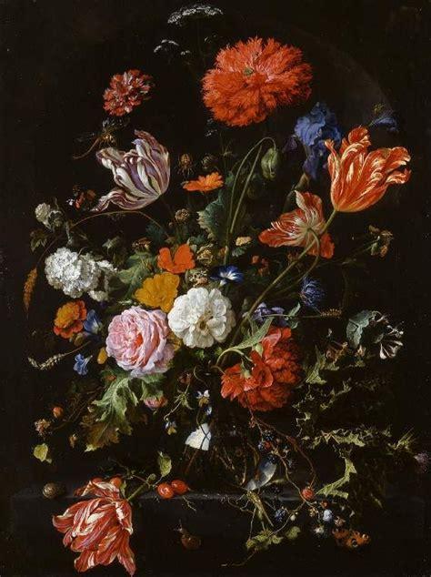 Jan Davidsz De Heem Vase Of Flowers 340 best images about flemish flower paints on glass vase flower and flower