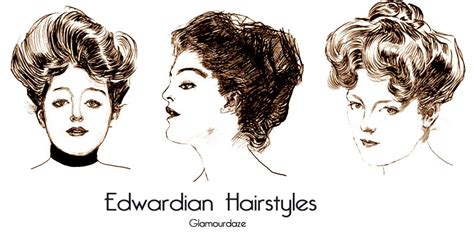 edwardian hairstyles history chicboutique a short history of women s fashion 1900 to