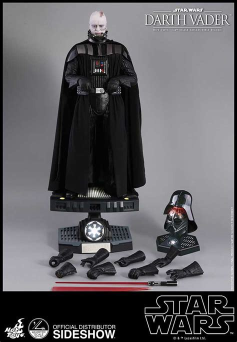 hot toys darth vader special edition  scale figure
