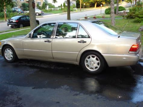 hayes car manuals 1993 mercedes benz 400sel engine control sell used 1993 mercedes benz 400 sel in cedar grove new jersey united states for us 2 950 00