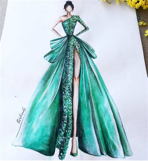 fashion illustration and design 25 trending fashion illustration dresses ideas on fashion drawing dresses drawing