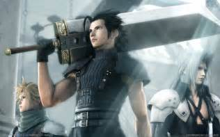 Ff Forum Anime Sunday My Favorite Weapon The Buster Sword