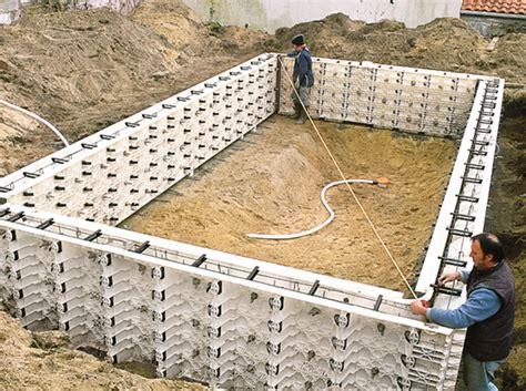 Construire Sa Piscine En Beton 2366 by Faire Sa Piscine Comment Construire Sa Piscine Faire