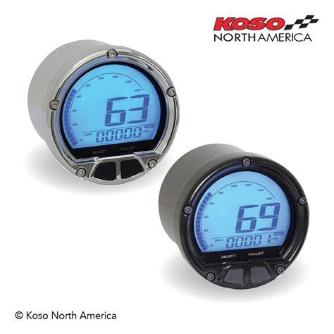 Speedometer Koso Mx King dl 02s speedometer for harley davidson 174 koso america