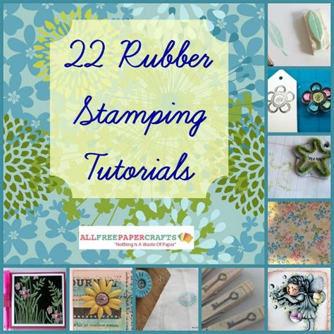 create rubber st free 22 rubber sting tutorials how to make a rubber st