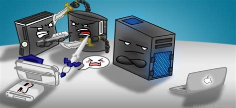 console war console wars are pointless overmental